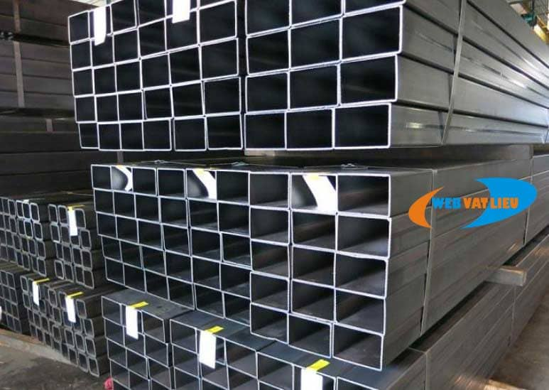 Inox hộp 40x80 - Giá inox 304 hộp 40x80