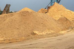 Thông tin giá cát xây dựng