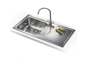 Bồn rửa chén inox 1 ngăn