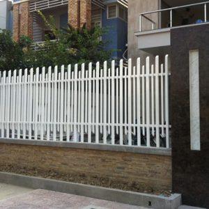 Lựa chọn mẫu hàng rào đẹp cho căn nhà